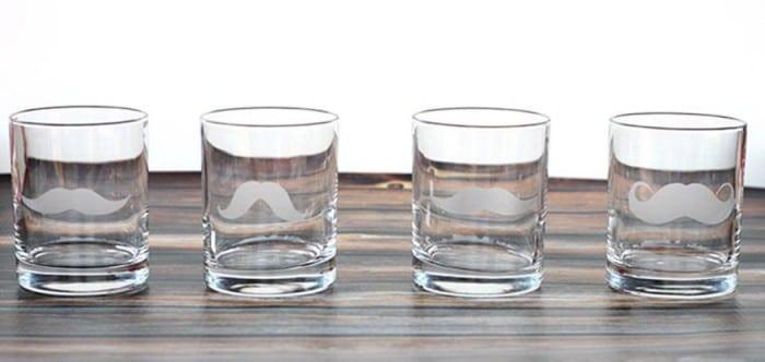 Créez vos propres verres gravés