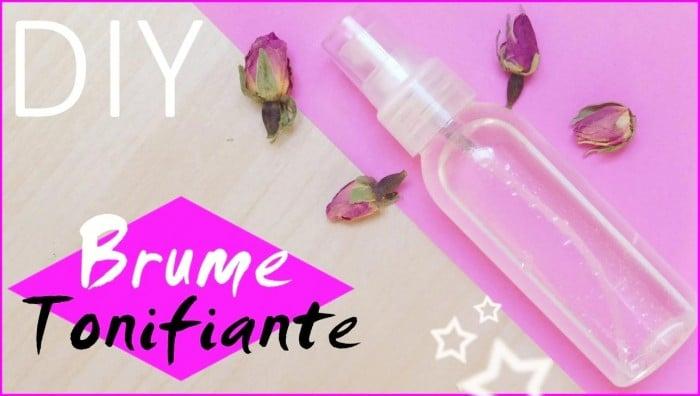 DIY • Brume Visage Hydratante & Tonifiante !