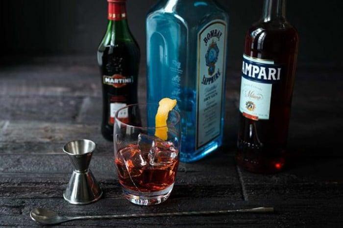Comment faire un cocktail Negroni