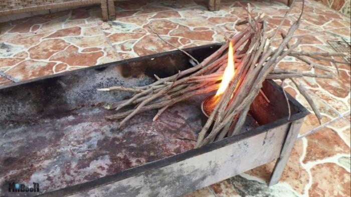 Fabriquer un allume-feu facilement