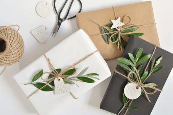 Étiquettes en argiles personnalisées pour vos cadeaux
